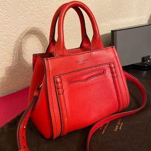 Kate Spade - Orange Leather Purse
